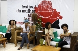 "Black women discuss institutional racism, the ""erasing"" of prominent black Brazilians and the race question in universities"