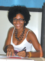 Dionária da Silva Santos: Black affirmation and the humanization of all of society