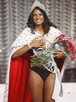 "Silvia Novais, the Brazilian woman that won the Italia nel Mondo beauty contest encourages other black girls: ""Never give up""!"