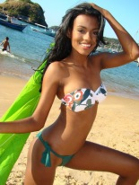 Model Isabel Correia, Part 1