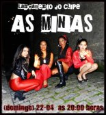 """As Minas"" video by Ana P., Mis Ivy, Thiene and Nikita"