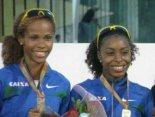 Braz Athletes 4 - Evelyn Santos e Rosângela no Ibero-Americano de Atletismo