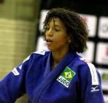After being eliminated due to an illegal hit, judo wrestler Rafaela Silva reacts to racist criticism online; Twitter user called her a monkey that belongs in a cage
