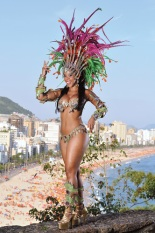 Profession: Mulata - These Carnaval dancers put their college degrees aside to shine in front of the cameras