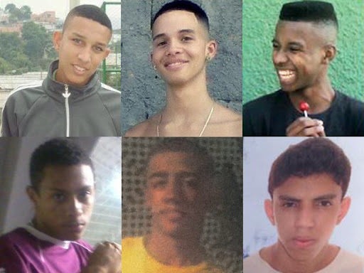 Teens from rio