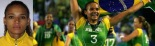 Brazilian Alexandra do Nascimento is elected the best Handball player in the world for 2012