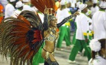 Império da Tijuca Samba School draws attention for its parade honoring black women