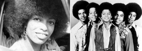 Angela Davis, Jackson 5