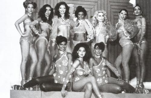 Brasil 78 (fourth from left em pe)