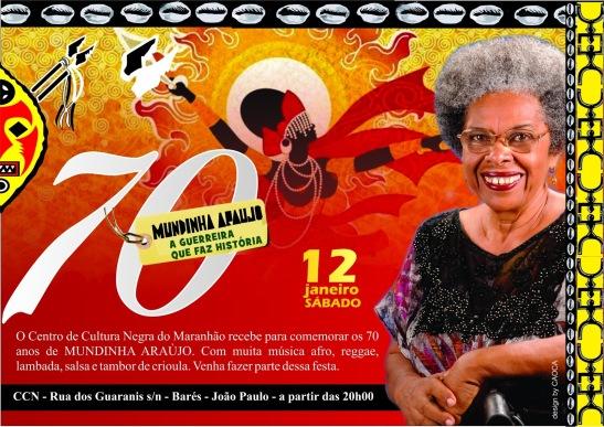 Mundinha Araújo - ccn mundinha convite 70