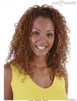 Aline Mattos of Globo TV reality series Big Brother Brasil 13