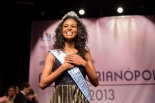 Elisa Freitas was recently elected Miss Florianópolis 2013
