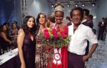 Santiago was chosen from 30 candidates representing 30 cities from the state of Bahia