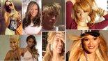 Black blond Brazilians