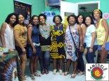 Women of black women's organization Bamidelê