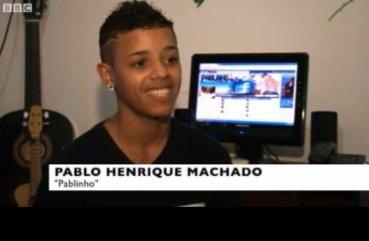 """Pablo Henrique Machado, """"Pablinho"""": A """"King"""" of the """"passinho"""""""