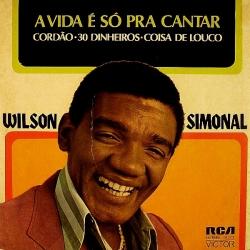 Singer Wilson Simonal (1938-2000)