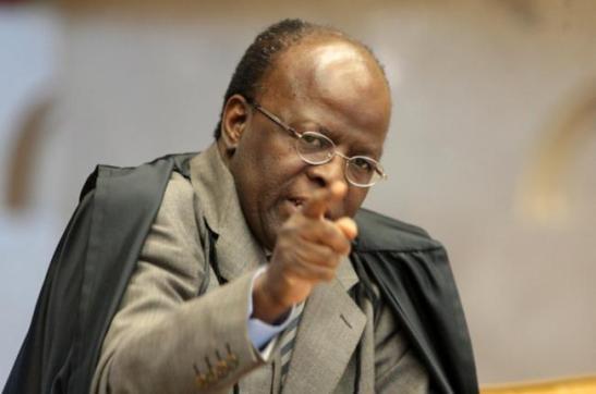 Presidente do Supremo Tribunal Federal (STF) - Chief Justice of the Supreme Court, Joaquim Barbosa