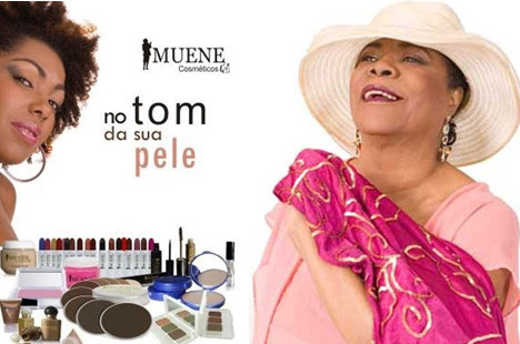 Muene Cosmetics And Its Founder Maria Do Carmo Valerio Nicolau Right