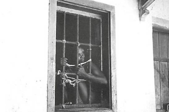 Locked up in cells, women were kept naked and slept on floors