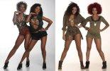 Backing dancers of popular singer Anitta