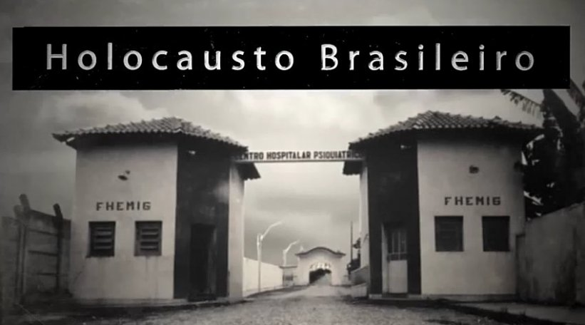"Centro Hospitalar Psiquiátrico de Barbacena (CHPB) in    Barbacena, Minas Gerais. Location of the ""Brazilian Holocaust"""
