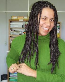 Patrícia Santos de Jesus in 2005