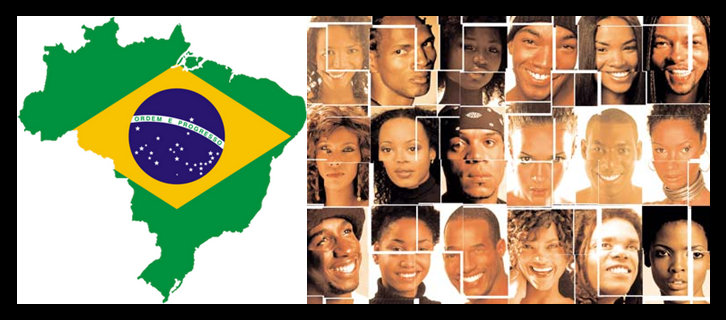 The Black Population In Brazil Was Declared Majority 2010 Census