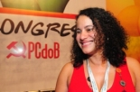 Luciana Barbosa de Oliveira Santos will be become the president of the Communist Party of Brazil