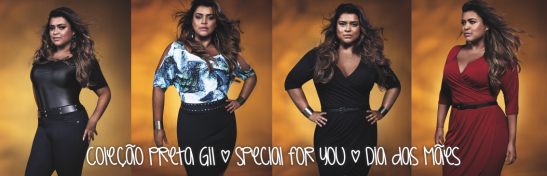 "Singer Preta Gil for C&W's ""Special For You"" Mother's Day ad"