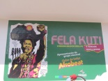 Museu Afro Brasil in São Paulo features an exhibit of Fela Kuti album cover artwork