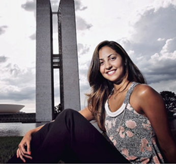 Juliana Lima de Sousa: First in the family to go to college