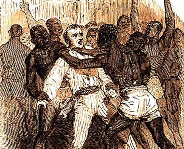 """resistence to slavery Colonial slave resistance overview  o """"perhaps the most prevalent form of resistance to slavery was theftslaves stole to keep alive and."""