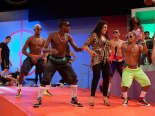 Scene from the Globo TV variety show 'Esquenta'