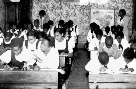 At the height of its existence, the FNB maintained schools so that blacks could study, as well as vocational courses