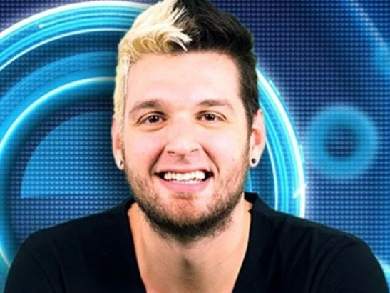 "Cássio Lannes is a participant in the 14th edition of the reality show ""Big Brother Brasil"" or BBB"