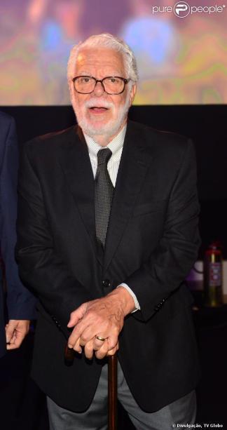 Manoel Carlos, writer of the novela