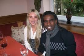 Tinga and wife