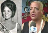 Vera Lúcia Couto in the 1960s and today