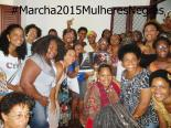 #Marcha2015MulheresNegras (Black Women's March 2015)