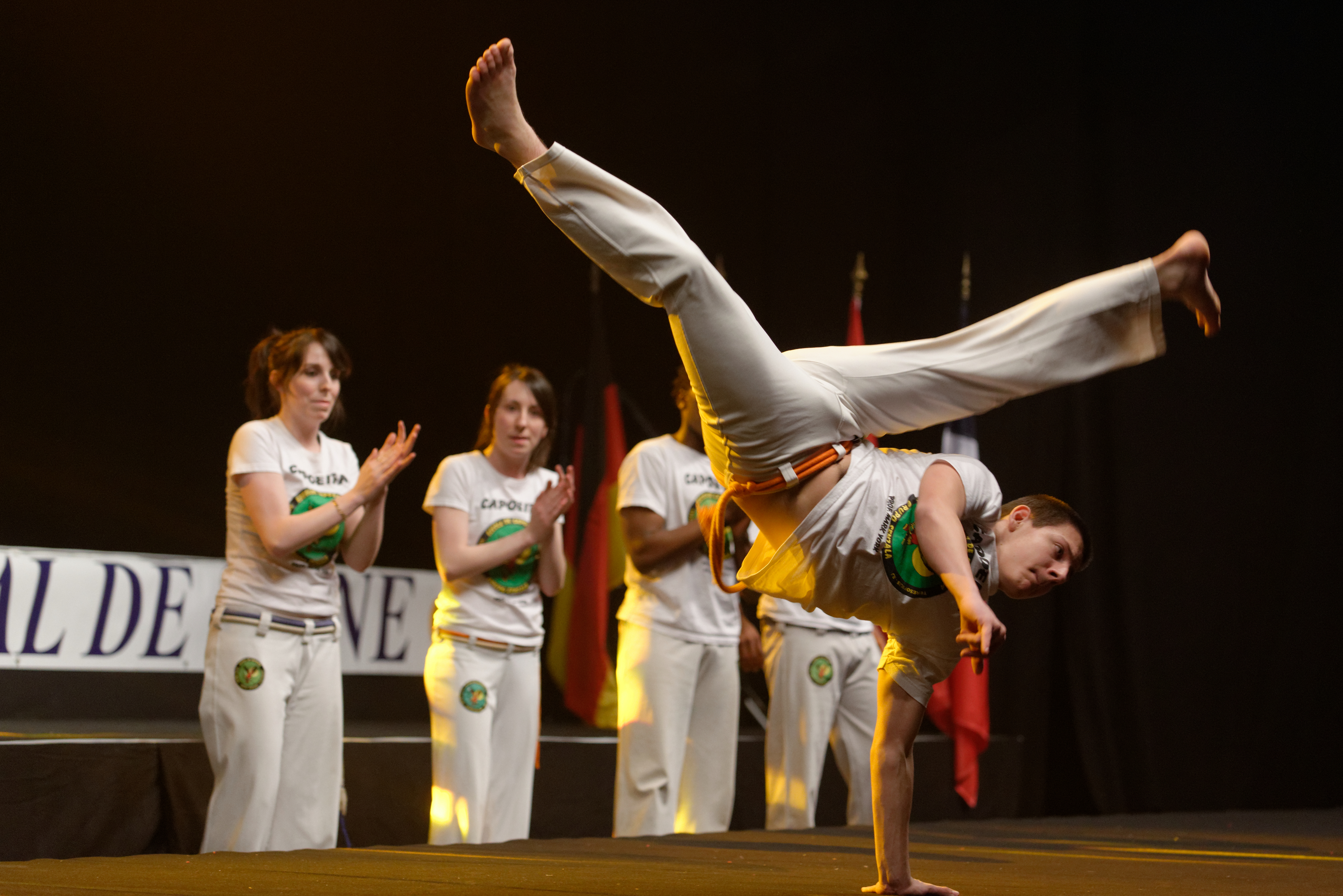a history of capoeira martial arts from brazil Capoeira code of ethics  martial arts can be armed or unarmed  the national customs of brazil make up part of the capoeira essence.