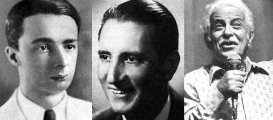 Noel Rosa, Francisco Alves and João de Barro