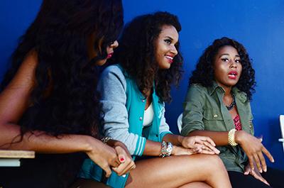Pearls Negras - Meninas conciliam música com trabalhos no teatro e televisão