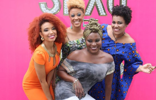 Series tells the story of four black women
