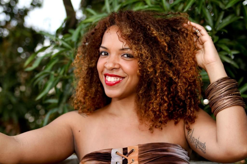 Maria Menezes: One of the major revelations of Rio's new samba ...