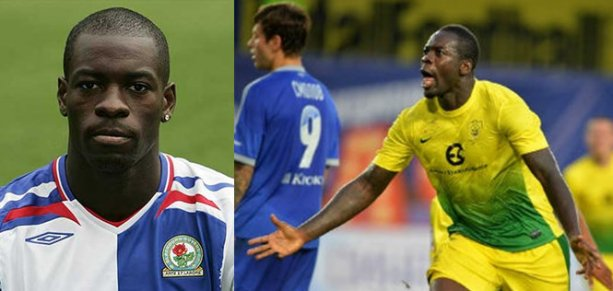 Congolese player Christopher Samba of Dínamo de Mosco (Dynamo Moscow) was  also a victim of racism