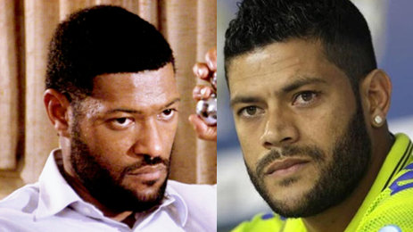 "Lawrence Fishburne in the 1991 film ""Boyz in the Hood"" and Hulk"