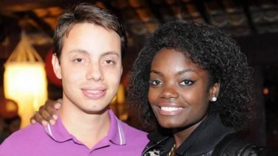 Justino with husband Cairo Jardim