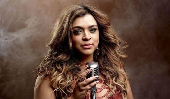 Singer Preta Gil