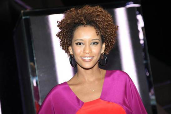 Actress Taís Araújo
